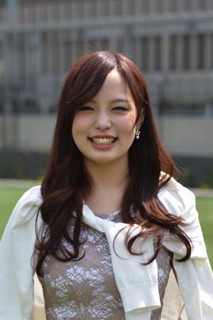 矢野瑞季 産業社会学部3年